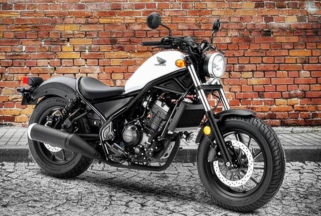 Honda Rebel Motorcycle Price