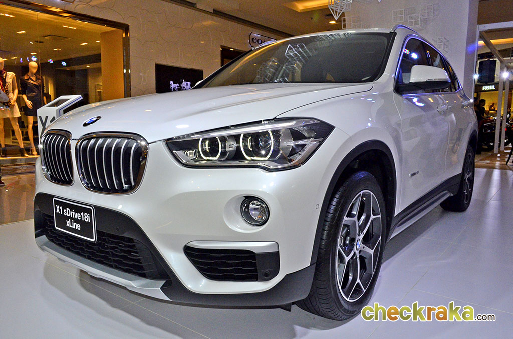 bmw x1 sdrive18i xline 2016 2 259 000. Black Bedroom Furniture Sets. Home Design Ideas