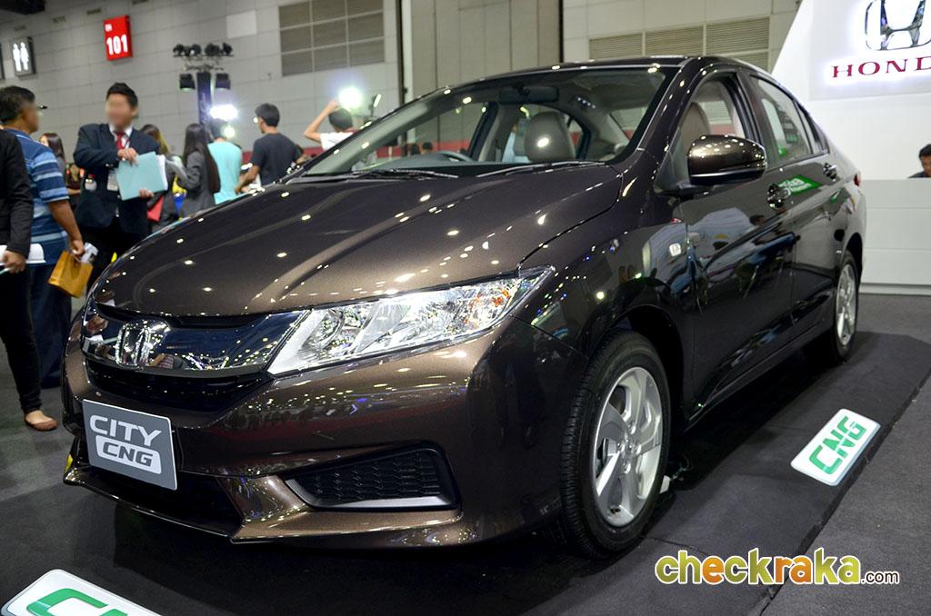 ฮอนด้า Honda-City S CNG AT-ปี 2014