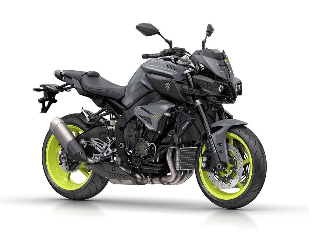 Yamaha mt 10 standard 2016 619 000 for Yamaha mt10 price