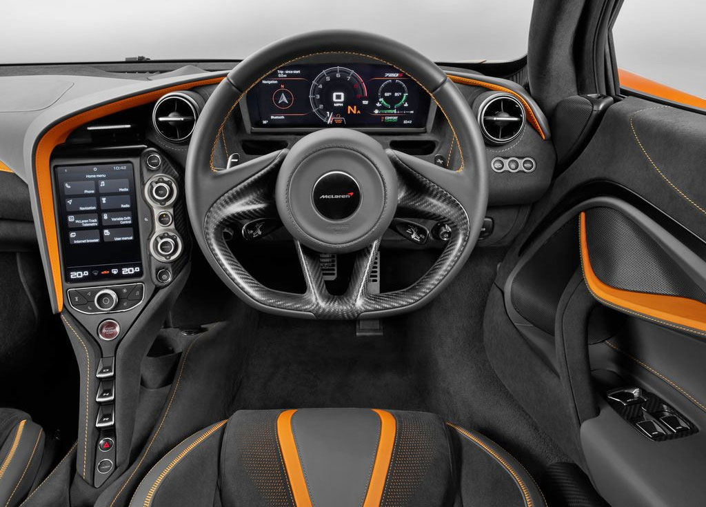 McLaren 720S 2017 ราคา 29,000,000 บาท แมคลาเรน720เอส สเปค ...