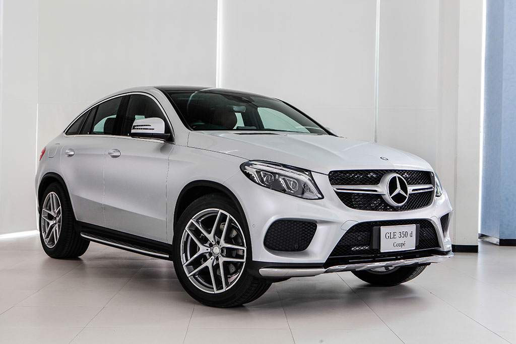 Mercedes Benz Gle Class Gle 350 D 4matic Coupe Amg Dynamic