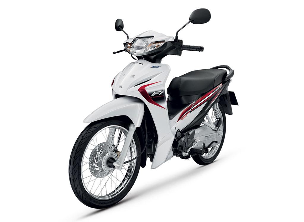 Honda Wave 110i 2015 AFS110MSFF TH 2015 มอเตอร์ไซค์ราคา ...