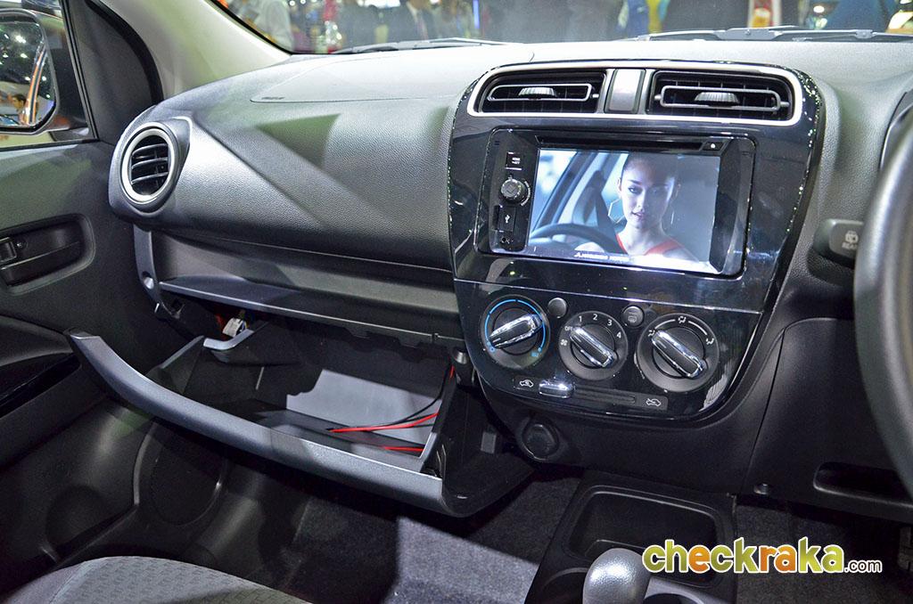 Mitsubishi Mirage GLX MT 2015 ราคา 457,000 บาท มิตซูบิชิมิ ...