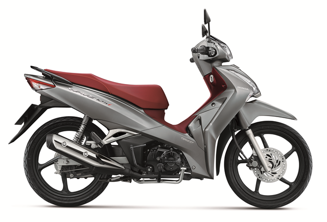 Honda Wave 125i 2018 มอเตอร์ไซค์ราคา 55,000 บาท ฮอนด้าเวฟ ...
