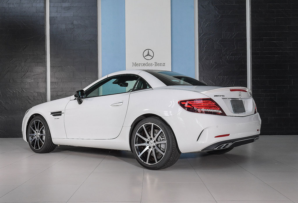 Mercedes benz slc class slc 43 amg 2016 4 990 000 for Mercedes benz cls 250 price