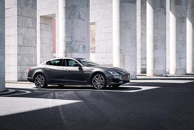 Maserati Quattroporte Diesel Granlusso 2019 ราคา ...