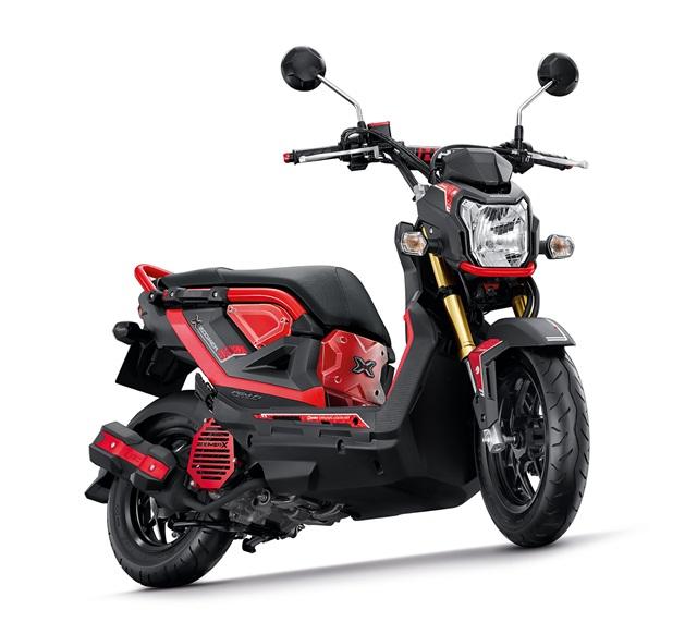 Honda Zoomer Price >> Honda Zoomer X ACG110CBTJ TH MY17 2017 มอเตอร์ไซค์ราคา 55,700 บาท ฮอนด้าซูมเมอร์เอ็กซ์ | เช็ค ...
