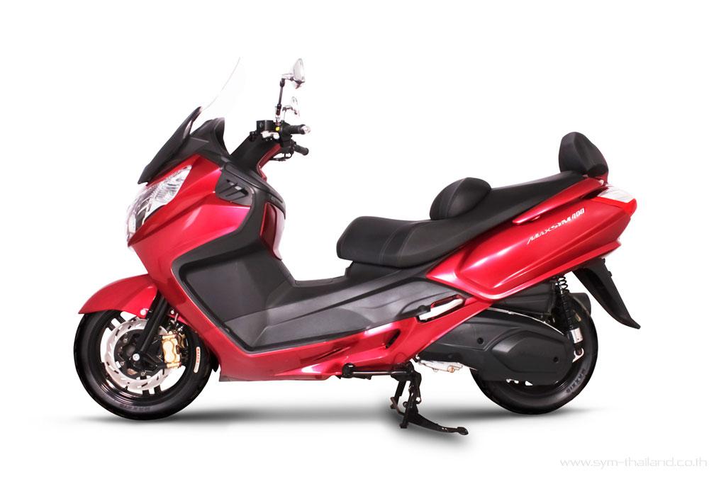 เอสวายเอ็ม SYM-Maxsym 400i ABS-ปี 2012