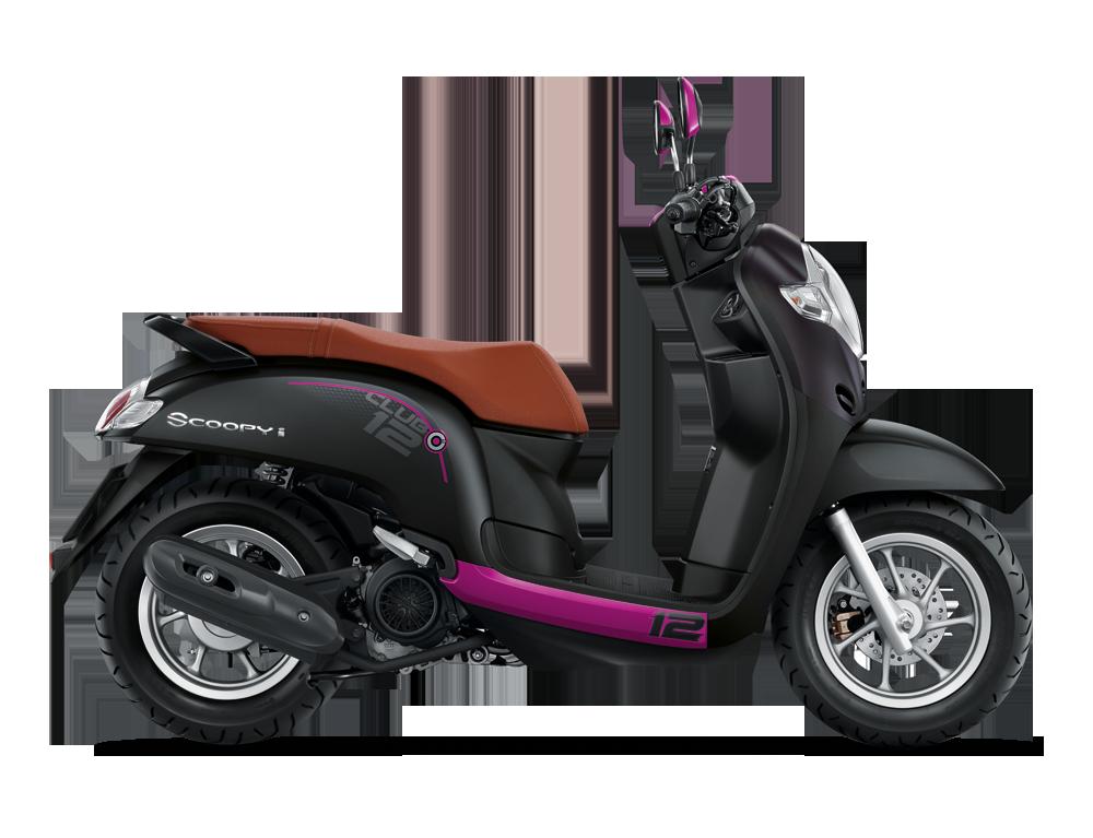 Honda Scoopy i Club 12 2019 2019 มอเตอร์ไซค์ราคา 51,700 ...