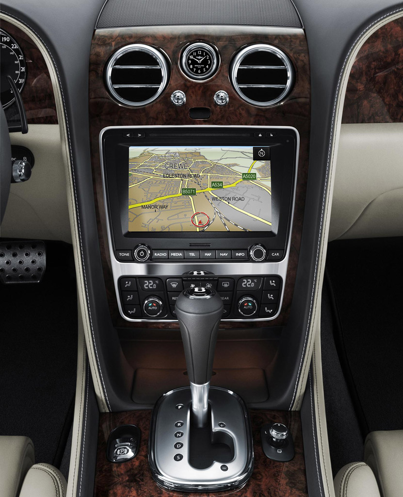 Bentley Continental GT 2011 ราคา 20,900,000 บาท เบนท์ลี่ย์
