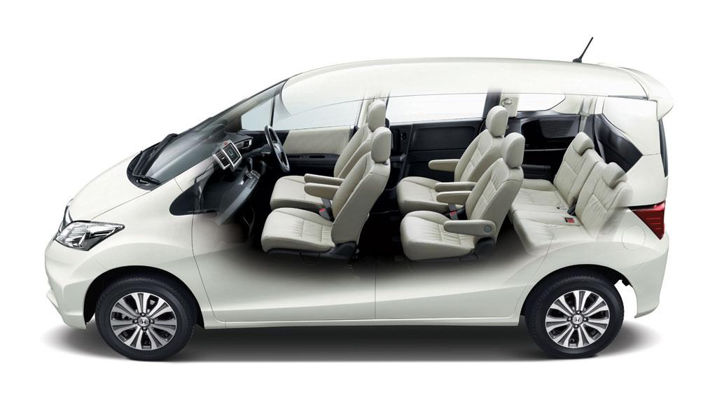 Honda Freed SE 2012 ราคา 834,000 บาท ฮอนด้าฟรีด สเปค ...