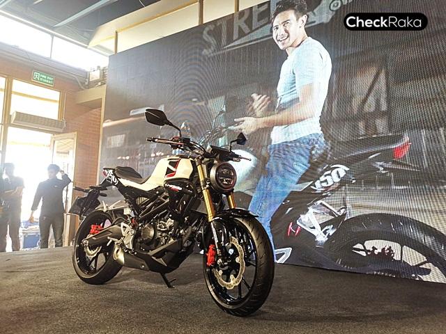 Honda CB 150R ABS MY19 2019 มอเตอร์ไซค์ราคา 109,800 บาท