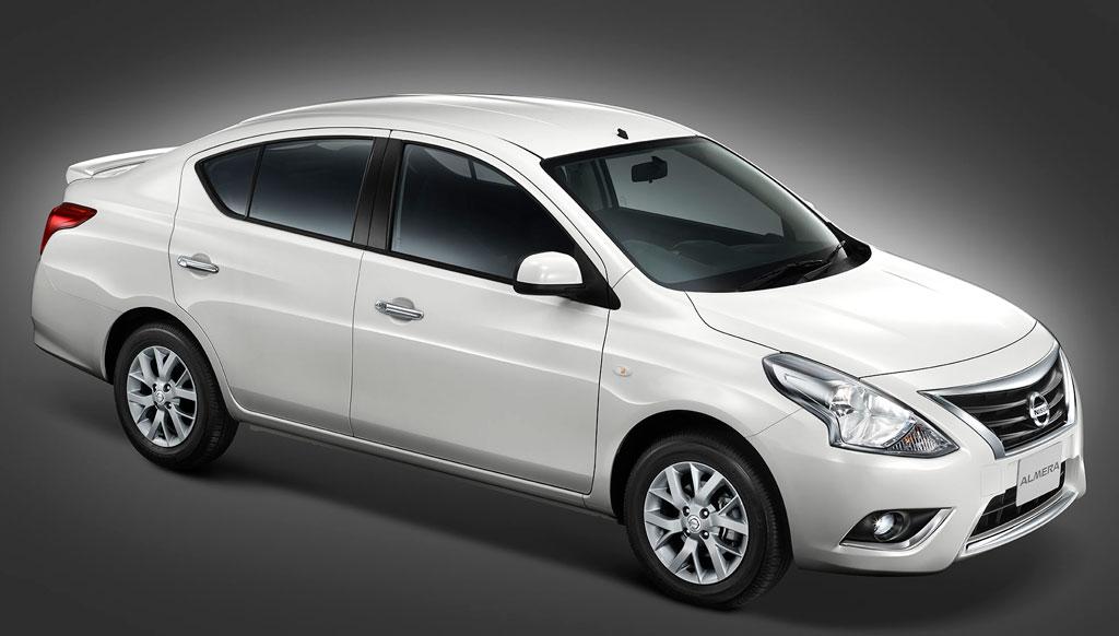 Nissan Almera E CVT 2014 ราคา 502,000 บาท นิสสันอัลเมร่า ...