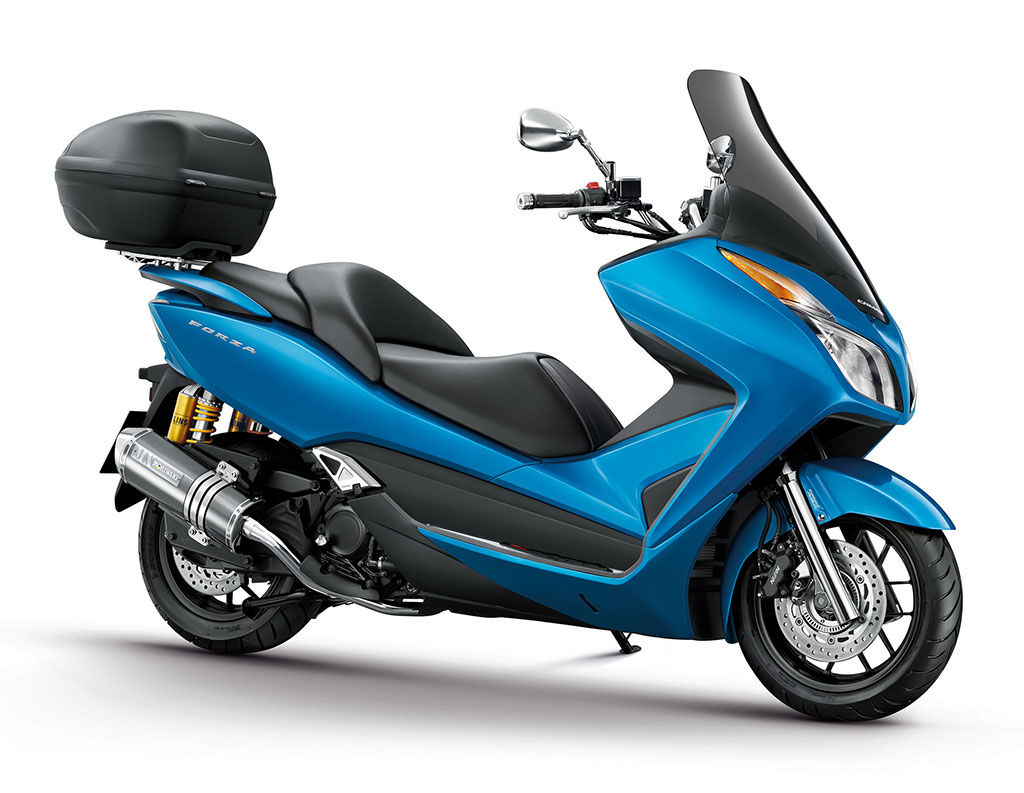 Honda Forza 300 Standard 2015 มอเตอร์ไซค์ราคา 159,000 บาท ...