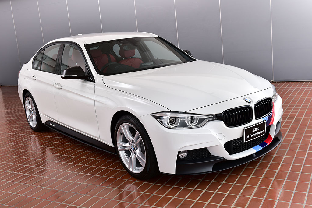 bmw series 3 320d m performance 2017 2 499 000