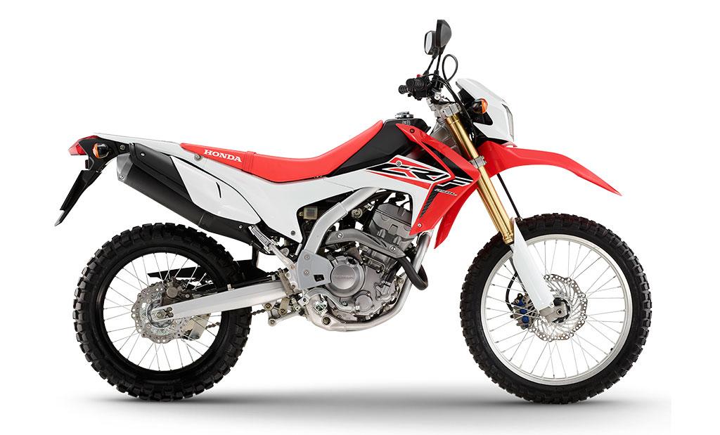 Honda crf 250 2015