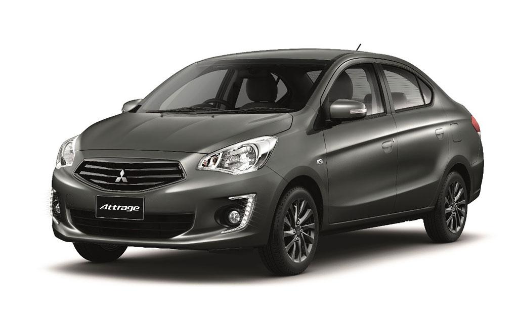 Mitsubishi Attrage Gls Ltd Cvt 2015 ราคา 599 000 บาท