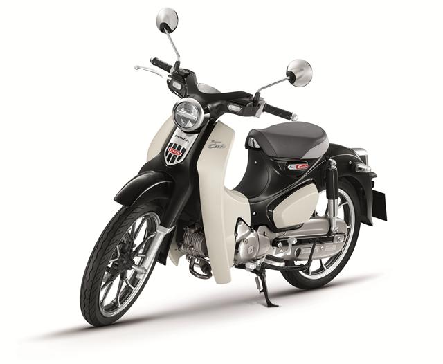Honda Super Cub C125 2018 89000