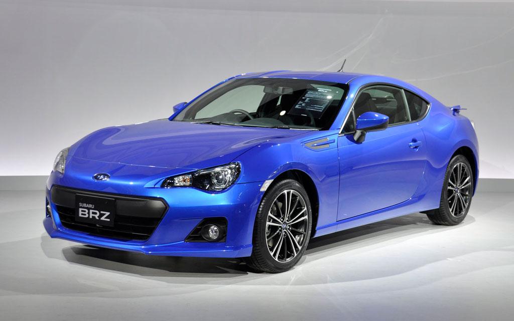 Brz Sti Price >> Subaru BRZ 2.0 6AT 2012 ราคา 2,320,000 บาท ซูบารุบีอาร์แซด สเปค | เช็คราคา.คอม