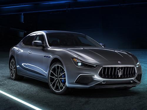 Maserati Ghibli ทุกรุ่นย่อย