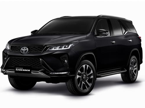Toyota Fortuner 2.4 Legender AT MY2020 ปี 2020 ราคา-สเปค-โปรโมชั่น