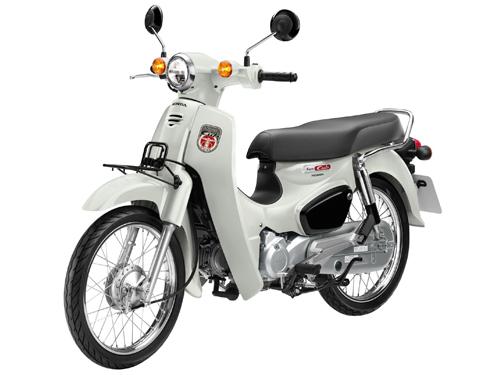 Honda Super Cub Logo