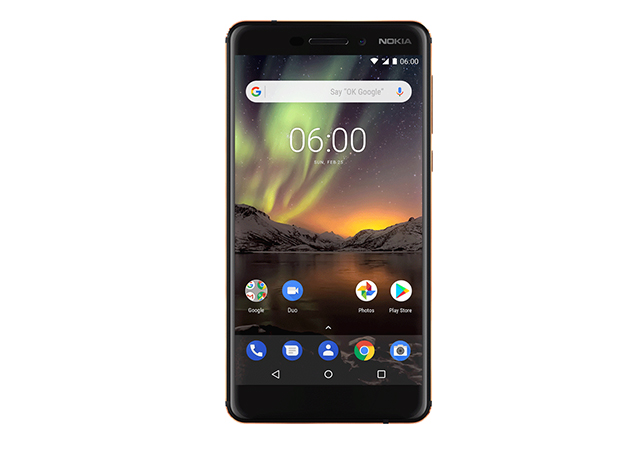Nokia 6 Logo