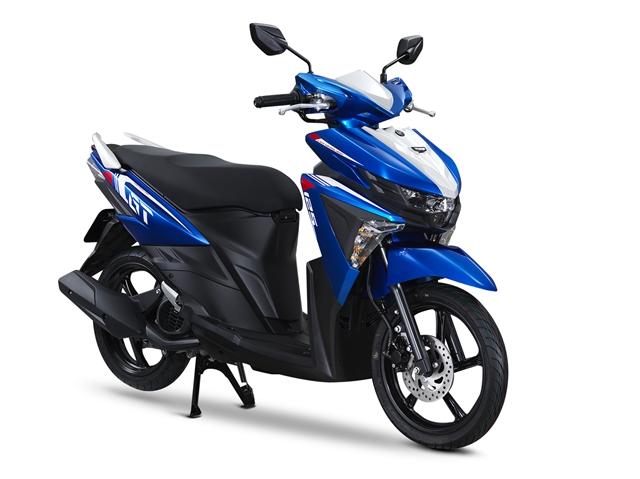 ยามาฮ่า Yamaha-GT125 (Standard)-ปี 2020
