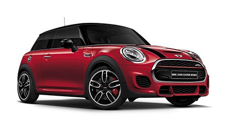 มินิ Mini-Hatch 3 Door Cooper S JCW Dress-Up Edition-ปี 2016