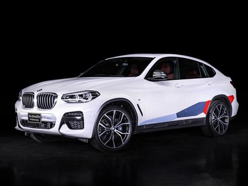 BMW X4 xDrive20d M Sport X (M Performance Edition) ปี 2021 ราคา-สเปค-โปรโมชั่น