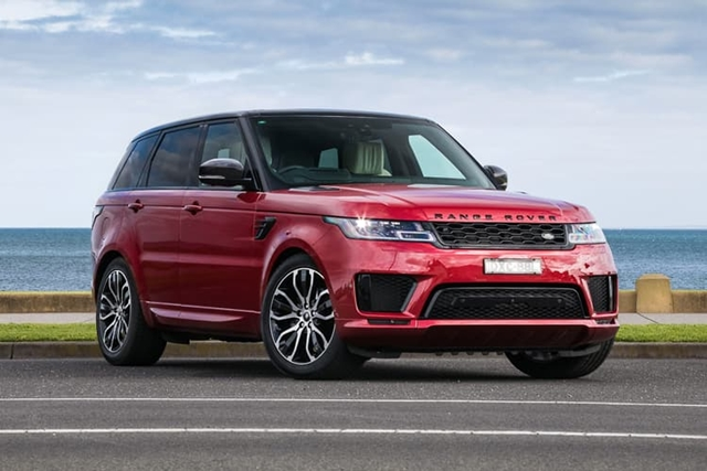Land Rover Range Rover Sport Plug-in Hybrid HSE Plus ปี 2019 ราคา-สเปค-โปรโมชั่น