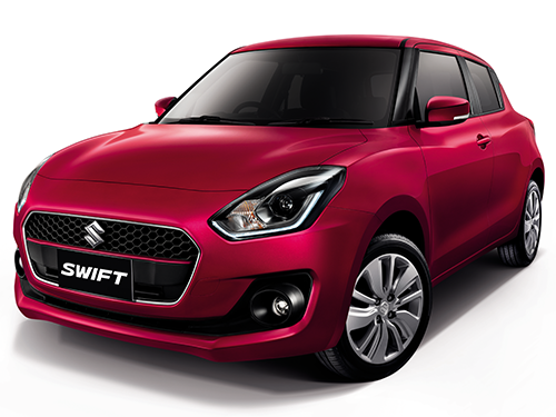 ซูซูกิ Suzuki-Swift GLX-Navi CVT MY18-ปี 2018