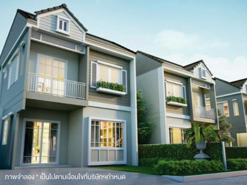 เดอะ วิลเลจ รังสิต - วงแหวน (The Village Rangsit - Wongwaen) ราคา-สเปค-โปรโมชั่น