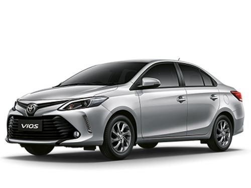 Toyota Vios 1.5 Mid MY19 ปี 2019 ราคา-สเปค-โปรโมชั่น