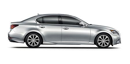 เลกซัส Lexus-GS 200t Luxury-ปี 2015