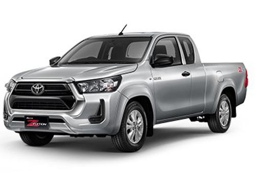 Toyota Revo Smart Cab Z-Edition 4x2 2.4 Entry AT MY2020 ปี 2020 ราคา-สเปค-โปรโมชั่น