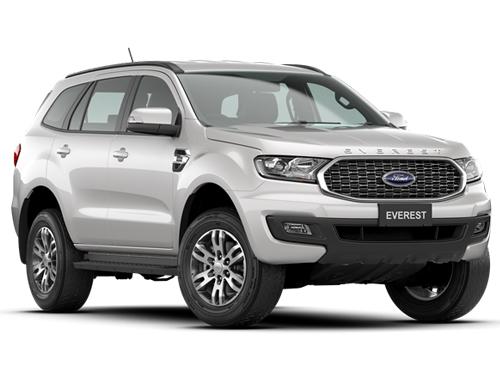 Ford Everest 2.0L Turbo Trend 4x2 10AT MY2020 ปี 2020 ราคา-สเปค-โปรโมชั่น