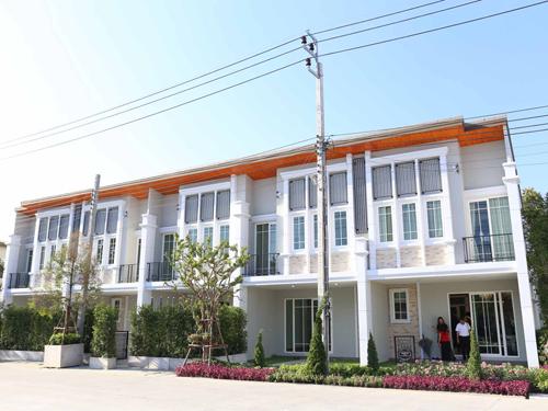 โกลเด้น ทาวน์ วงศ์สว่าง-แคราย  (Golden Town Wongsawang - Khae Rai) ราคา-สเปค-โปรโมชั่น