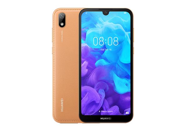 Huawei Y 5 2019 ราคา-สเปค-โปรโมชั่น