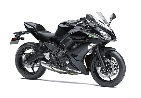 คาวาซากิ Kawasaki-Ninja 650R-ปี 2016