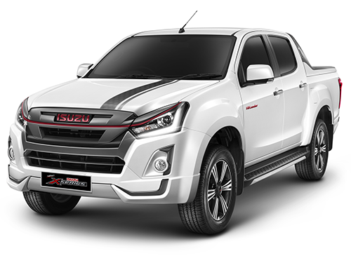 อีซูซุ Isuzu-D-MAX X-Series Hi-Lander 1.9 Ddi Blue Power 4D Z DVD-ปี 2018