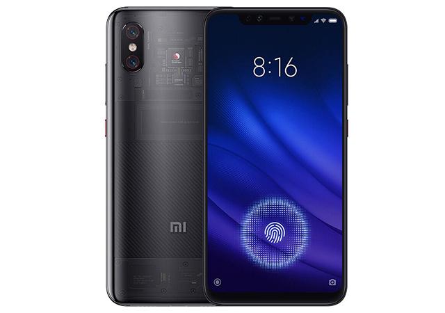 Xiaomi Mi 8 Pro (6GB/128GB) ราคา-สเปค-โปรโมชั่น