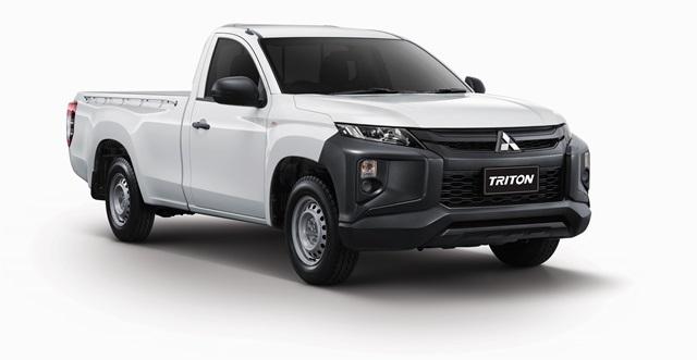 Mitsubishi Triton Single Cab 2.5 Di-D 2WD GL ปี 2019 ราคา-สเปค-โปรโมชั่น