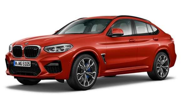 รถยนต์บีเอ็มดับเบิลยู BMW X4 Logo