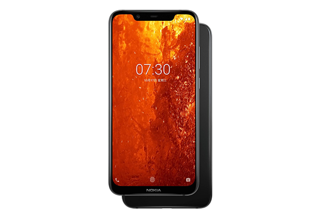 Nokia 7 .1 Plus 6GB/128GB ราคา-สเปค-โปรโมชั่น