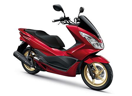 ฮอนด้า Honda-PCX PCX150-ปี 2015