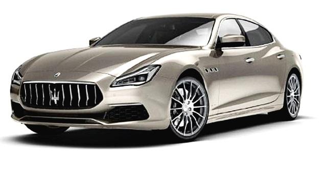มาเซราติ Maserati-Quattroporte S GranSport-ปี 2019