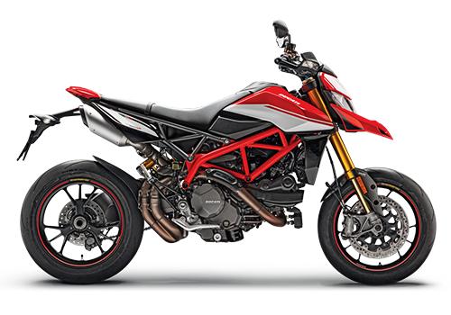 Ducati Hypermotard ทุกรุ่นย่อย