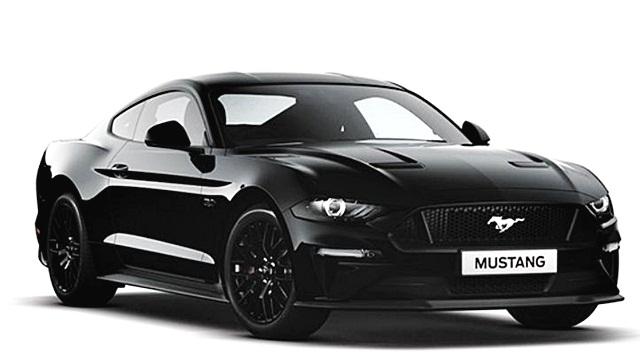 ฟอร์ด Ford-Mustang 2.3L EcoBoost Coupe Performance Pack-ปี 2018